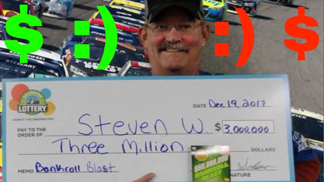 $50 Scratchoff Ticket Turns into $3,000,000!!!! --- Colorado Lottery!!!