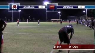 SFKO 2012 Finals: Meatballs vs JKI Deep