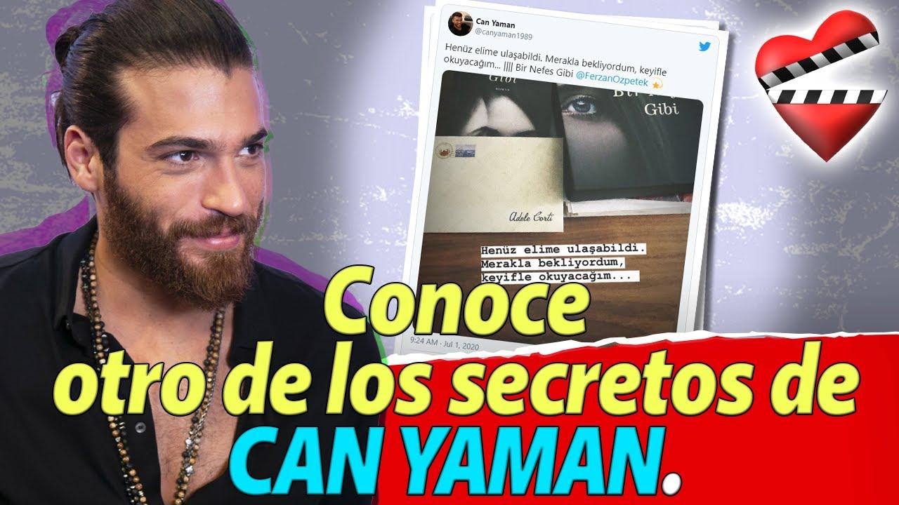 Conoce otro de los secretos de CAN YAMAN