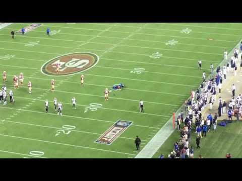 Kevin Harlan MNF CALL of the YEAR