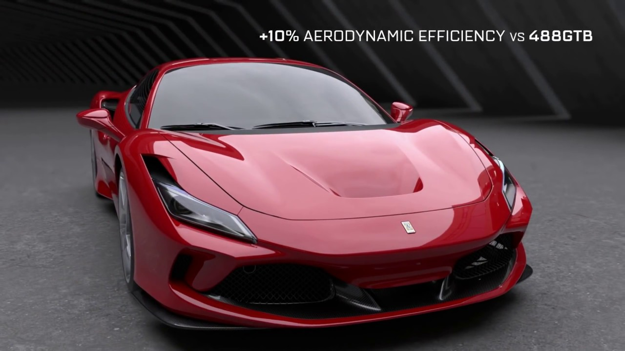 2020 Ferrari F8 Tributo Official Performance Specs Youtube