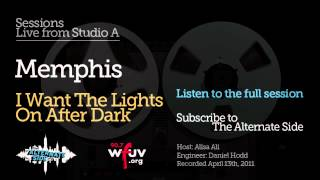"Memphis - ""I Want The Lights On After Dark"" (Live, Music Only)"