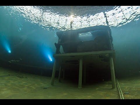 Plong e dans le plus grand aquarium d 39 europe todi for Aquarium insolite