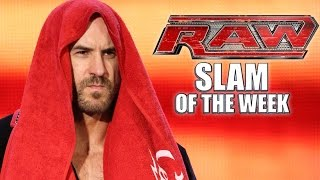 Future IC Champion? - WWE Raw Slam of the Week 10/20