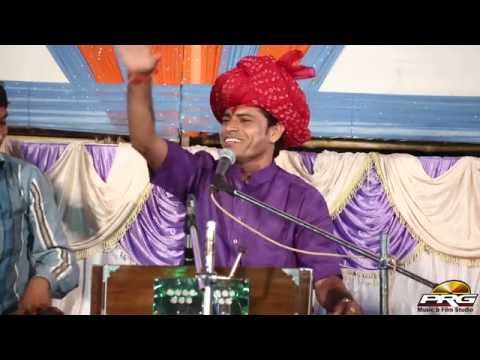 New Marwadi Desi Bhajan 2016   Mathe Re Mehuda Wali   Om Prakash (Live)   Marwar Junction Live