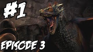 Game of Thrones Episode 3 Walkthrough Part 1 Gameplay The Sword in the Darkness Let