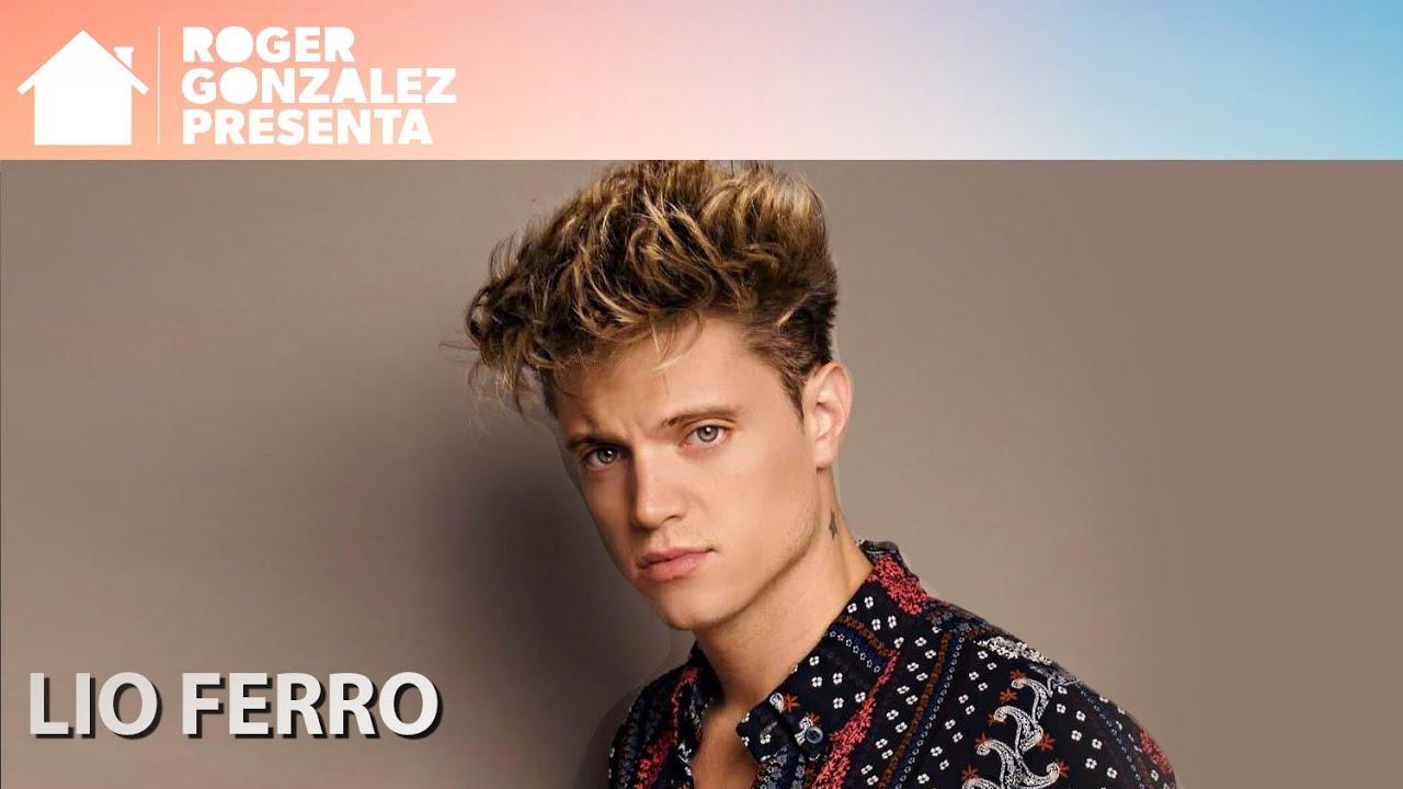 LIO FERRO | ACTOR Y YOUTUBER - E20: EDICIÓN EN CASA