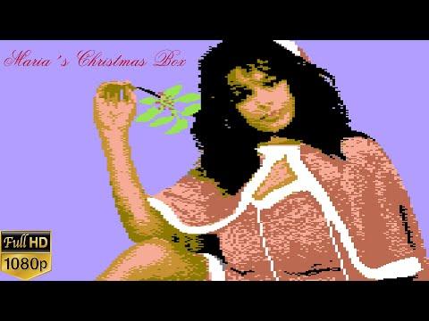 Maria's Xmas Box - C64 full playthrough