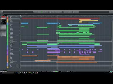 """The Truth"" Epic Orchestral Music with Cubase 9"