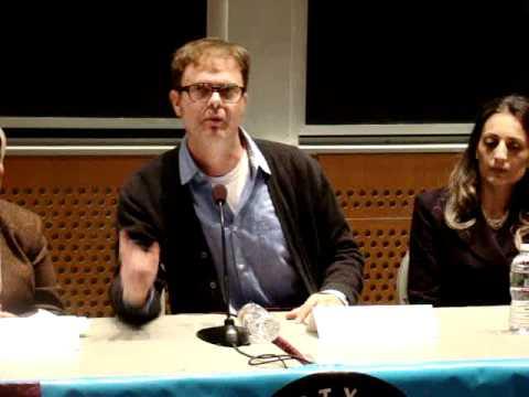 Rainn Wilson at MIT