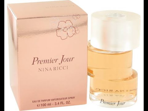 Premier Jour By Nina Ricci Fragrance Review (2001)