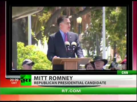 Romney pledges to expand military