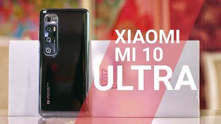 БОМБА Xiaomi MI 10 ULTRA. ОБЗОР