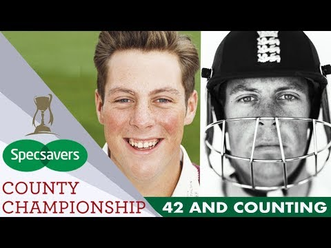 42 And Counting...   Marcus Trescothick - A Life In Cricket