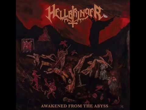 Hellbringer - Awakened From The Abyss (Full Album) (2016)