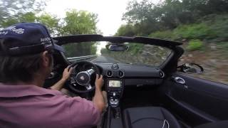 Porsche Boxster S Black Edition 2012 Videos