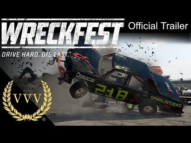 Wreckfest - Official Trailer