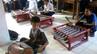Calung Banyumasan SMP Muhammadiyah Ajibarang