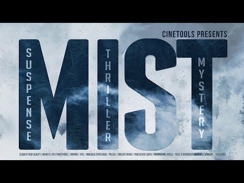 'Mist' - Elemental Dark Magic Sound Effects Samples -  By Cinetools