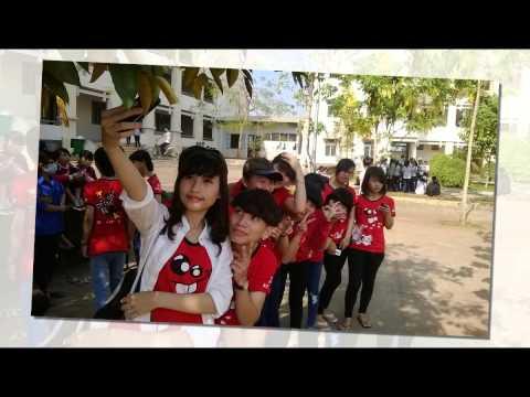 Tập thể 12A2 Trường THPT Hùng Vương Đồng Xoài Bình Phước