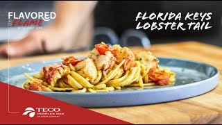 Linguine with Lobster Tequila Butter Sauce