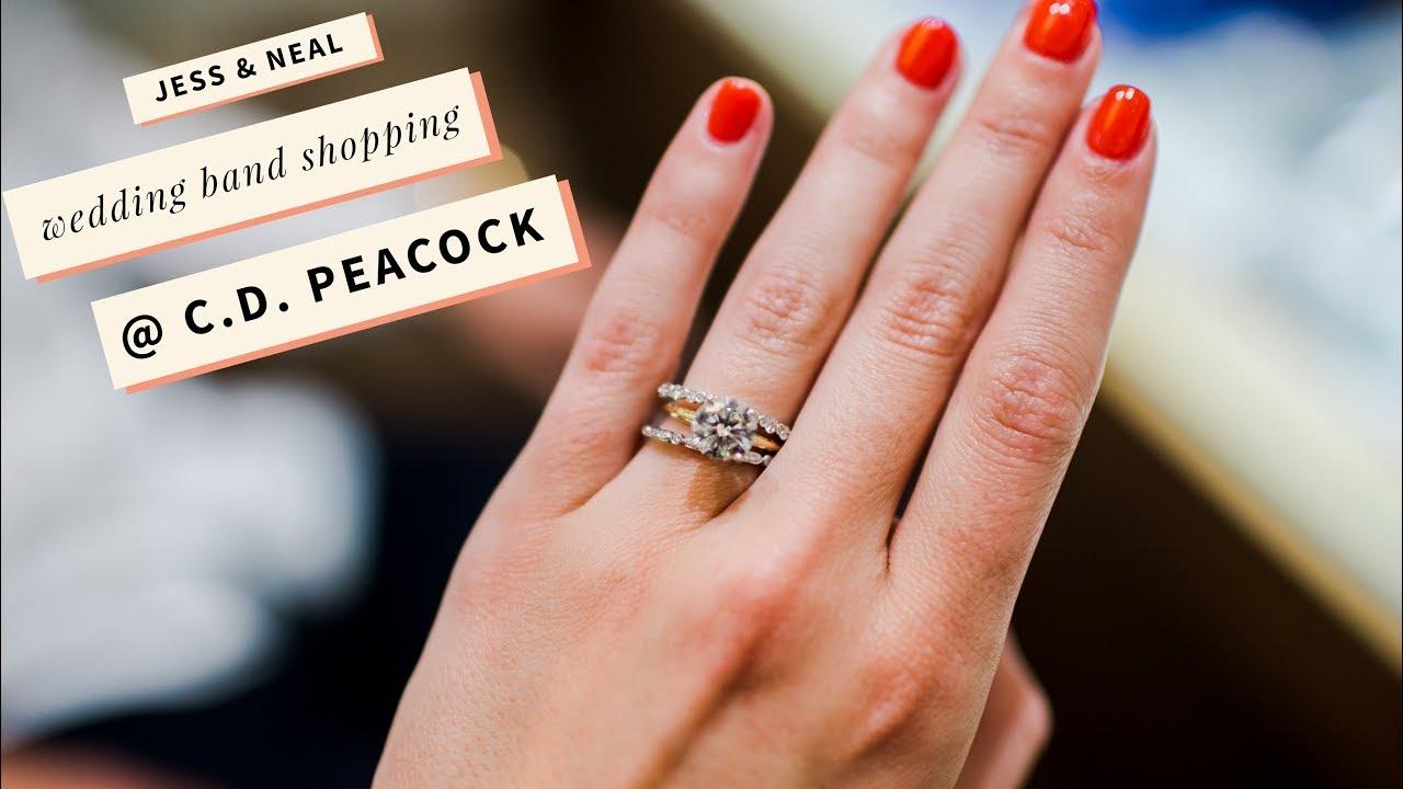 Wedding Ring Shopping at CD Peacock YouTube