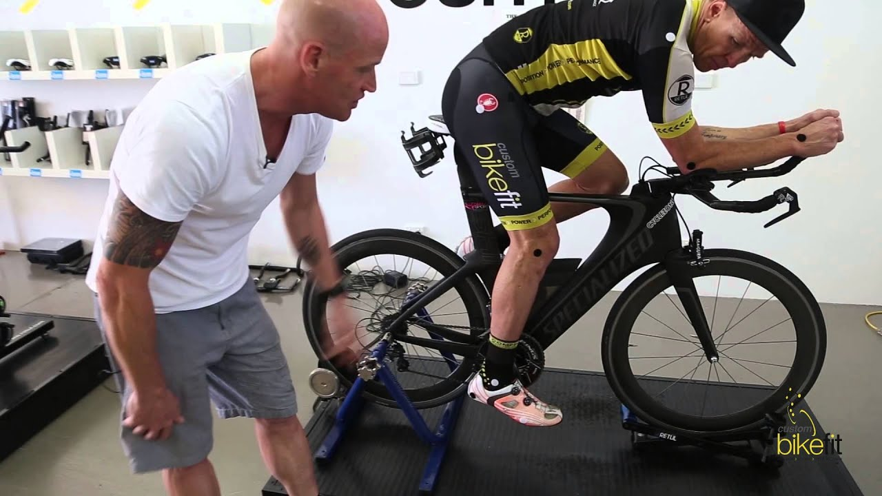 Bike Fit Set Up 2 Ranges And Angles Saddle Height Youtube