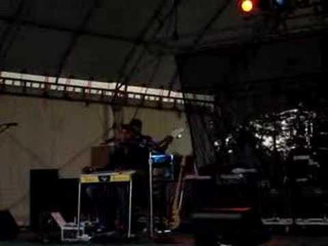 Robert Randolph and the Family Band-Intro Elmer, NJ June 2