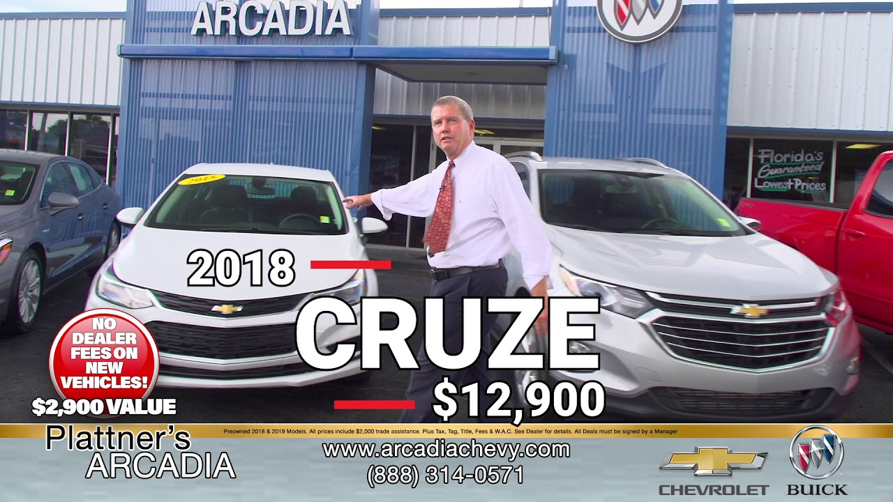 Arcadia Chevrolet Buick A Fort Myers Port Charlotte Sarasota