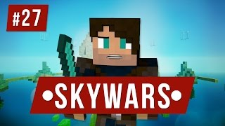 HARM VS LINK?! | Minecraft SkyWars | #27