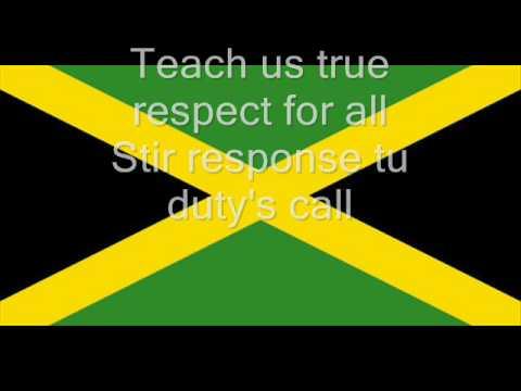 Hymne national de la Jamaïque