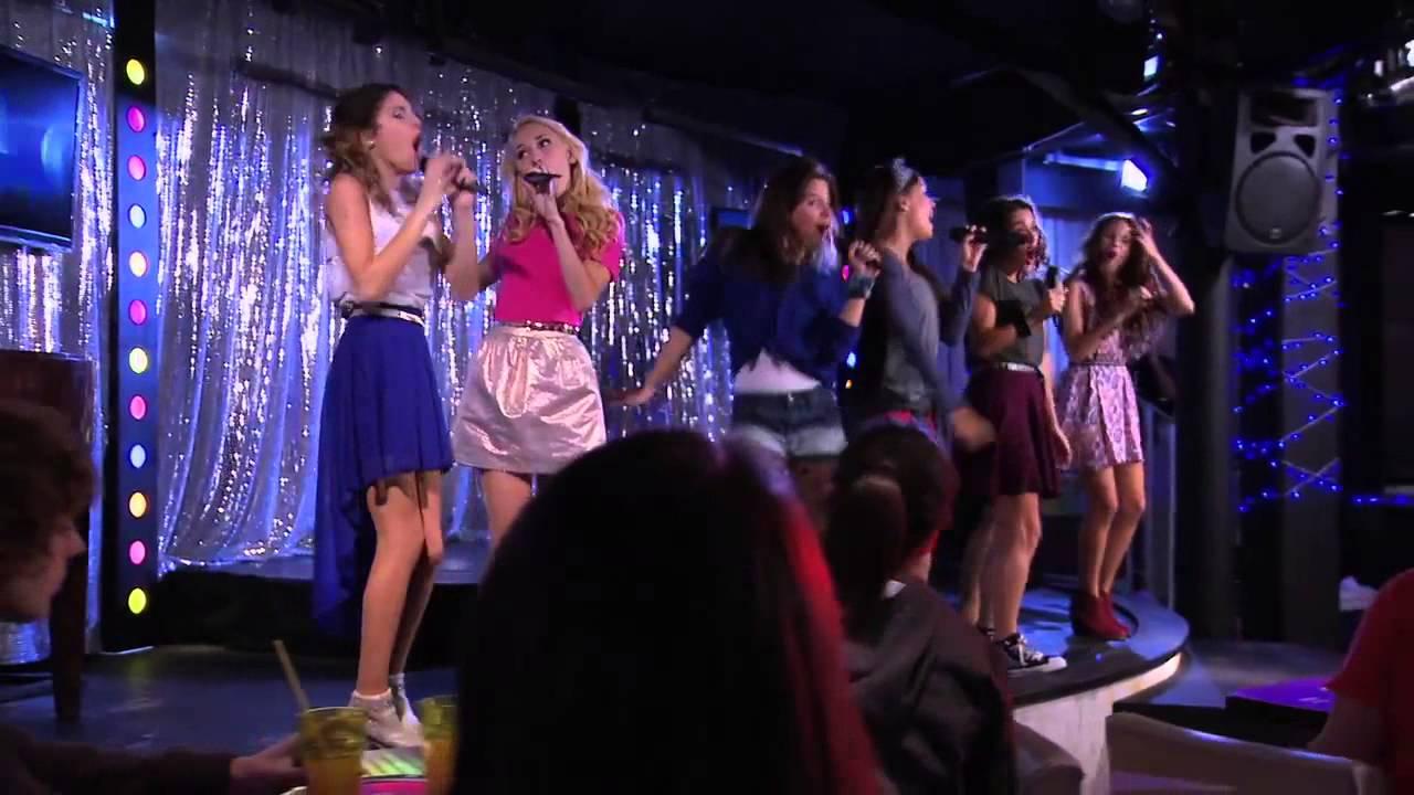 Violetta 2 - Las chicas cantan Veo Veo