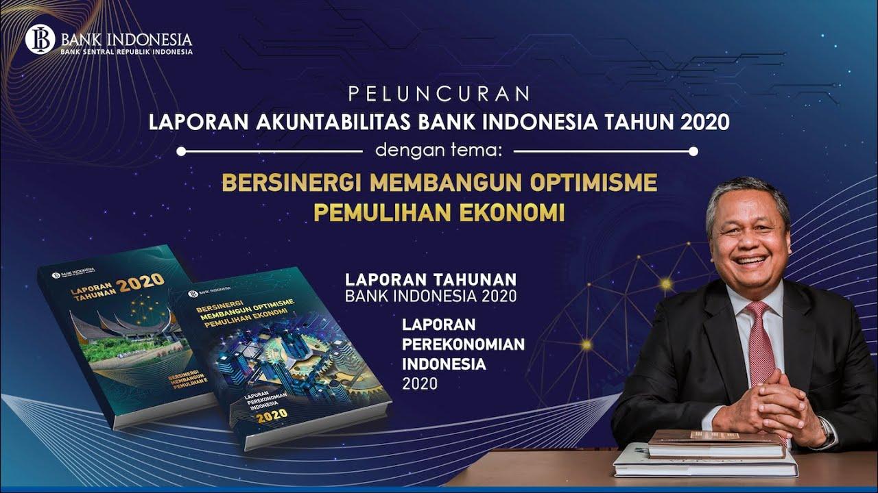 Laporan Akuntabilitas Bank Indonesia 2020