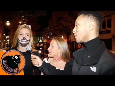 We Talked to Drunk Illini on Halloween 2018