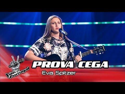 "Eva Spitzer - ""Havana""  Prova Cega  The Voice Portugal"