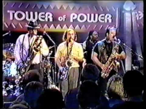 Tower of Power - What Is Hip? - Jeff...