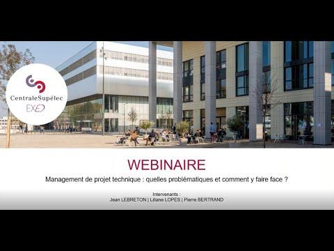 Management de projet technique :  quelles problématiques et comment y faire face ?