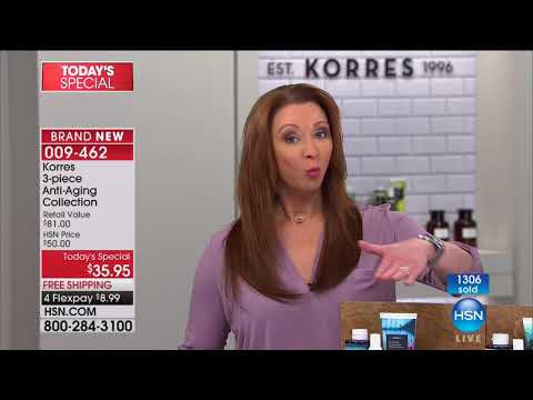 HSN | KORRES Beauty 10th Anniversary 09.14.2017 - 08 AM
