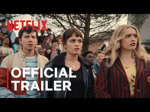 Download Sex Education | Season 3 | Official Trailer | Netflix