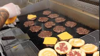 Food Porn Eats - Mister Gee Burger Truck, Sydney
