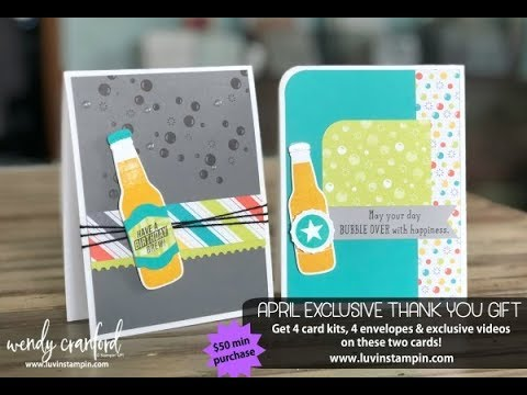 April Exclusive Thank You Gift For Your Order