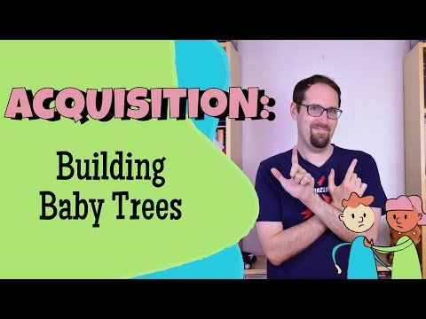 How Do Babies Build Sentences? The Stages Of Child Syntax