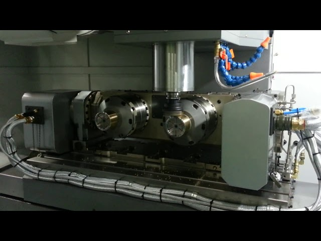 SMEC Machine Tools_MCV 5500 - CUSHION RING Cutting
