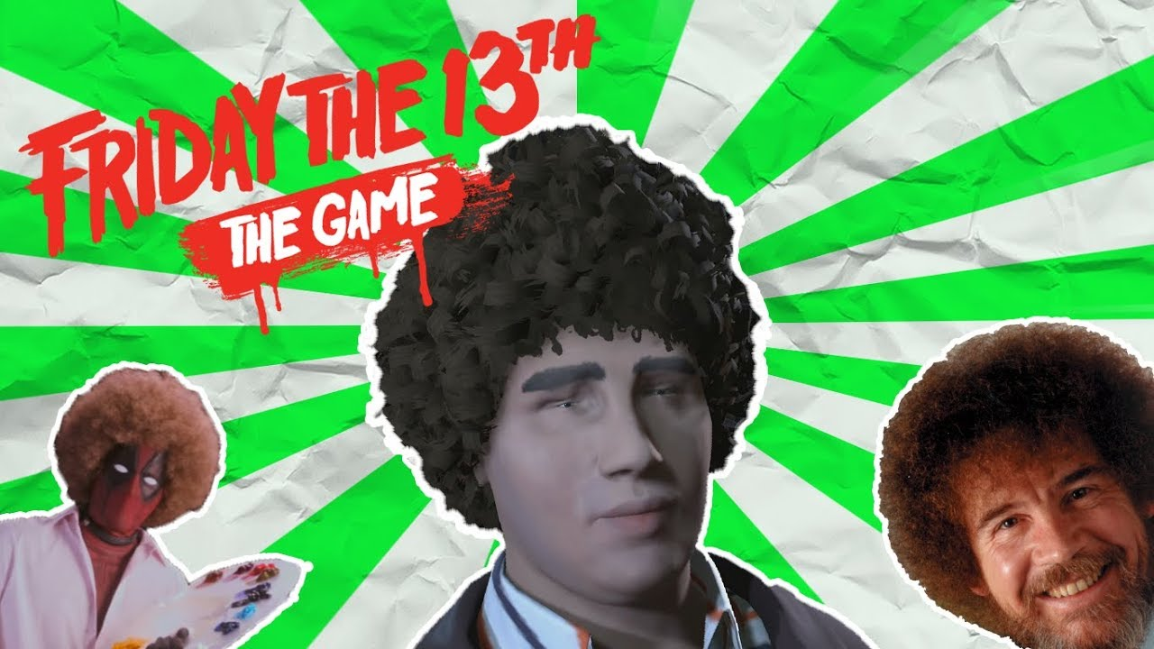 Friday The 13th The Myth The Legendyoung Bob Ross Youtube