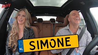 Simone (Temptation Island) - Bij Andy in de auto!