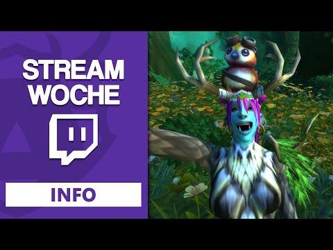 Livestream Woche auf
