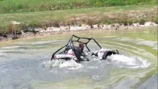 Polaris RZR hydraulic lock!