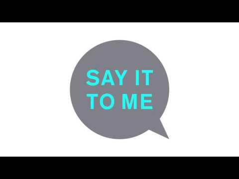 Pet Shop Boys - 'Say It To Me (Real Lies remix)' (Official Audio)