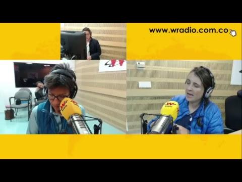 Claudia López y Paloma Valencia en Partida W