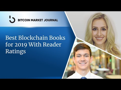 Best Blockchain Books For 2019 With Reader Ratings